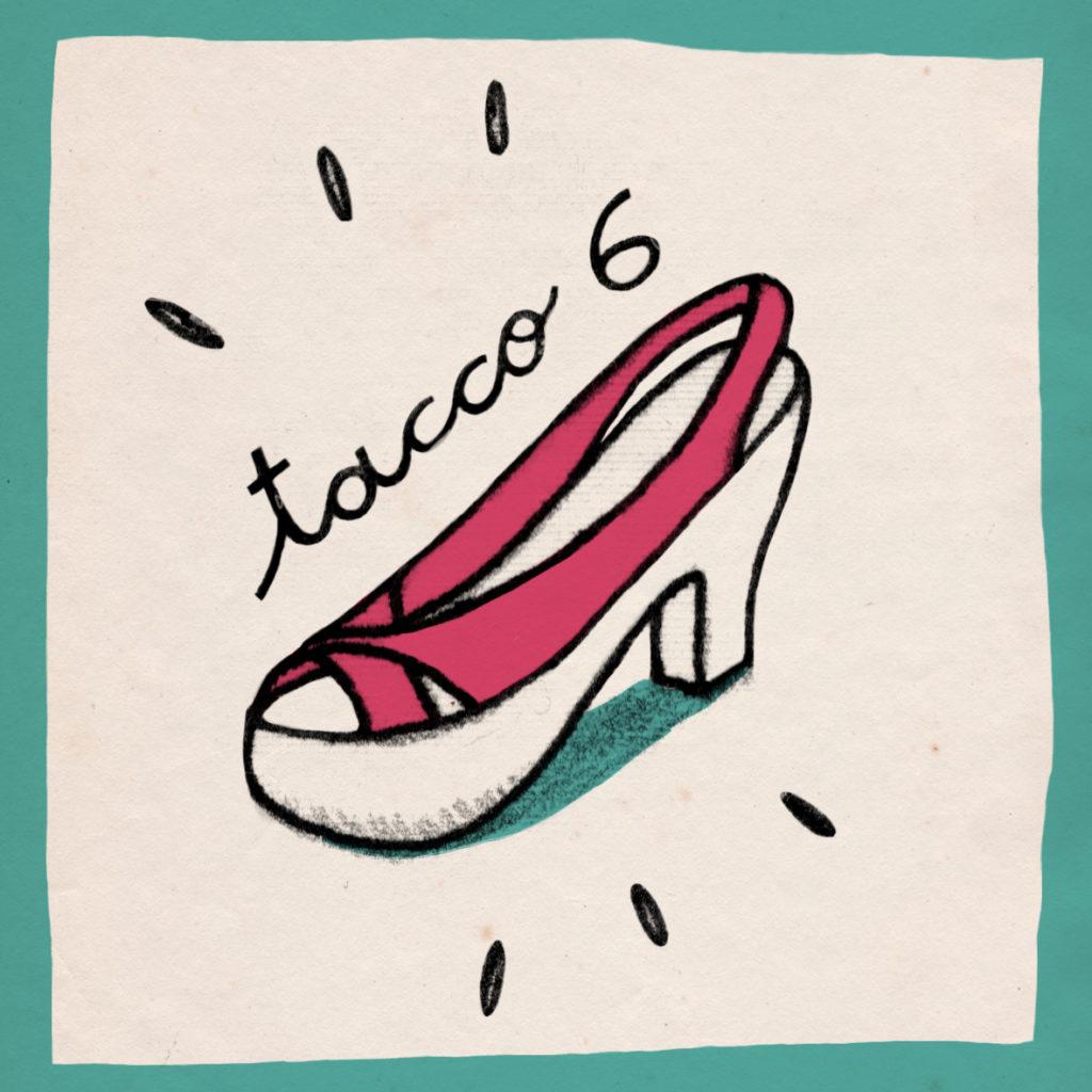 tacco 6 Ninas Drag Queens Sorellanza