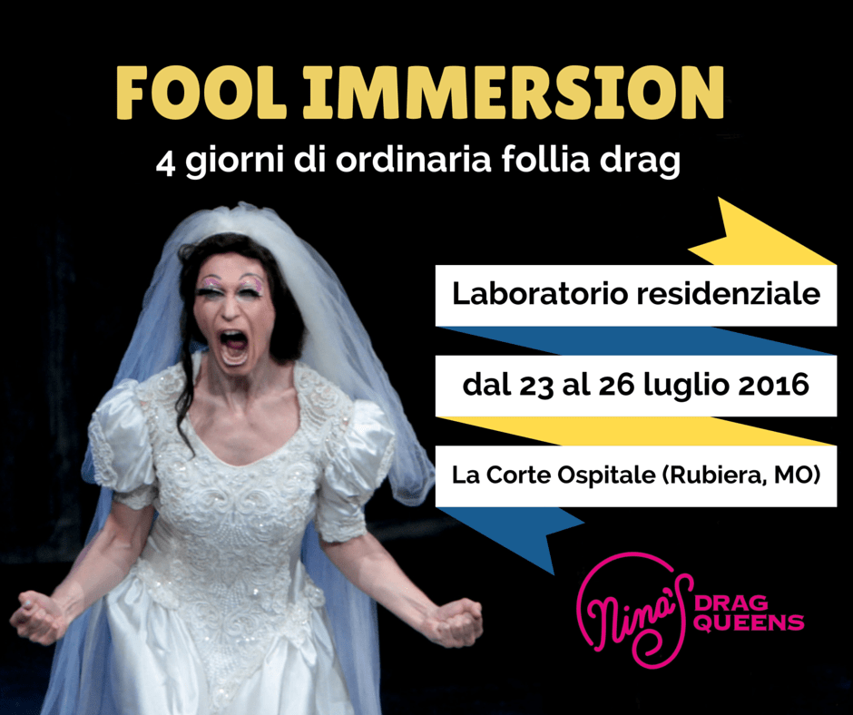 FOOL IMMERSION