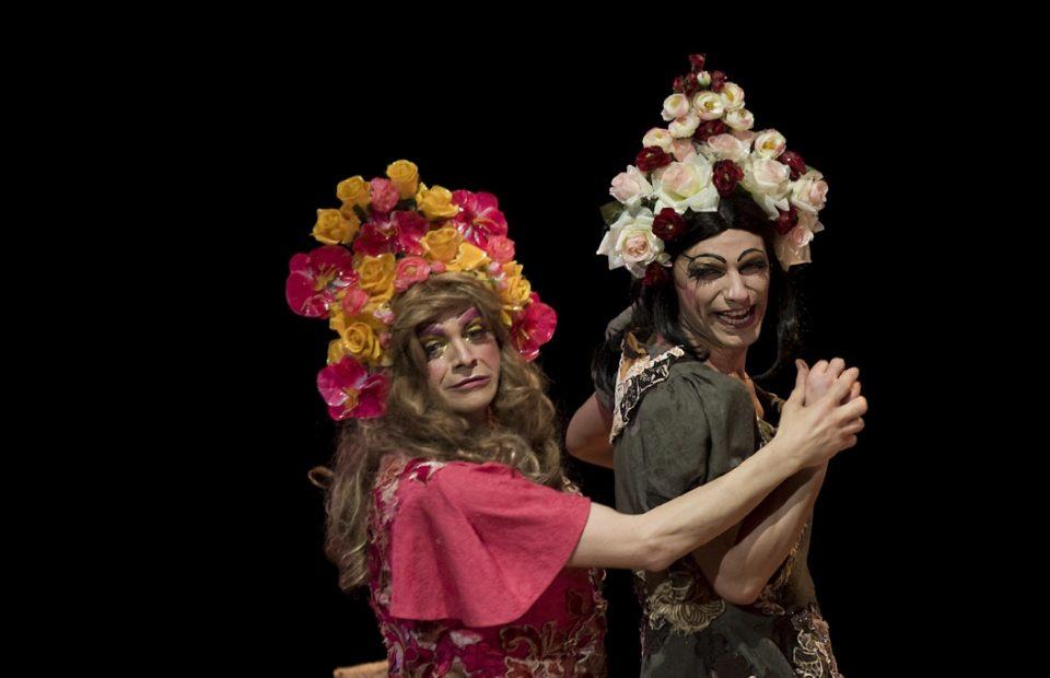 il giardino delle giliegie nina's drag queens