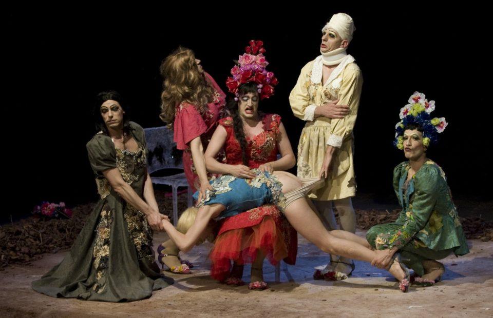 il giardino delle ciliegie nina's drag queens