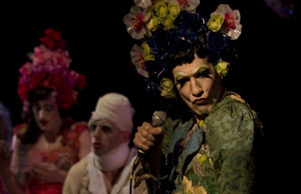 il giardino dellle ciliegie nina's drag queens